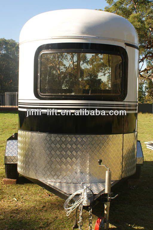 2 horse trailer horse transport straight load float $4500~$5500