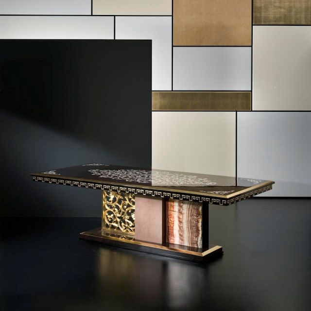Art. MK-152 Table  Presented at iSaloni, Milano 2012