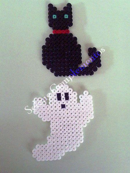 Selene: Collección Halloween en Hama Beads