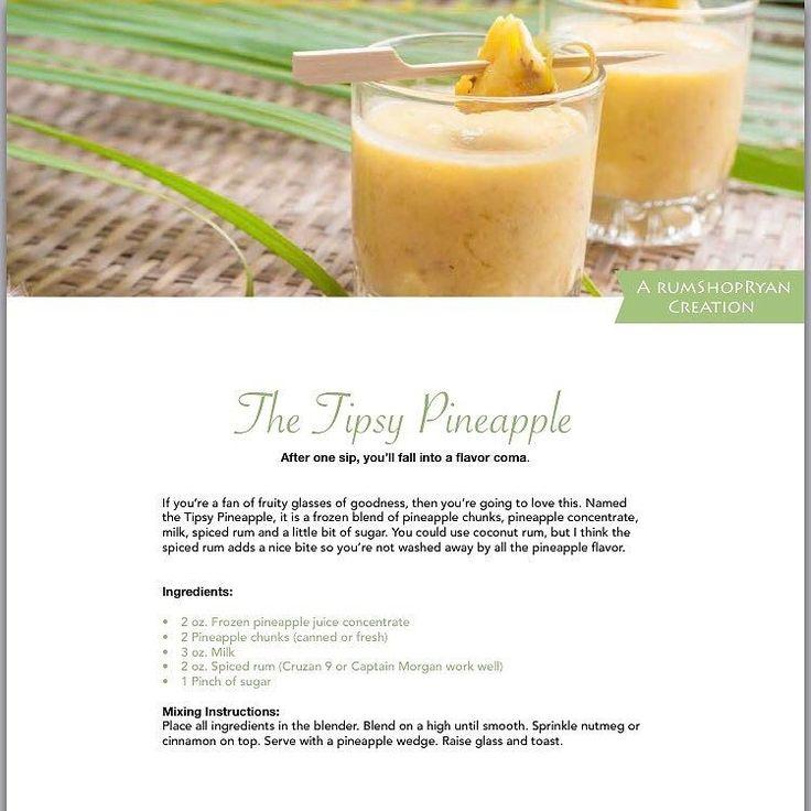 The Citrus Delight - Tipsy Bartender   Recipe in 2021