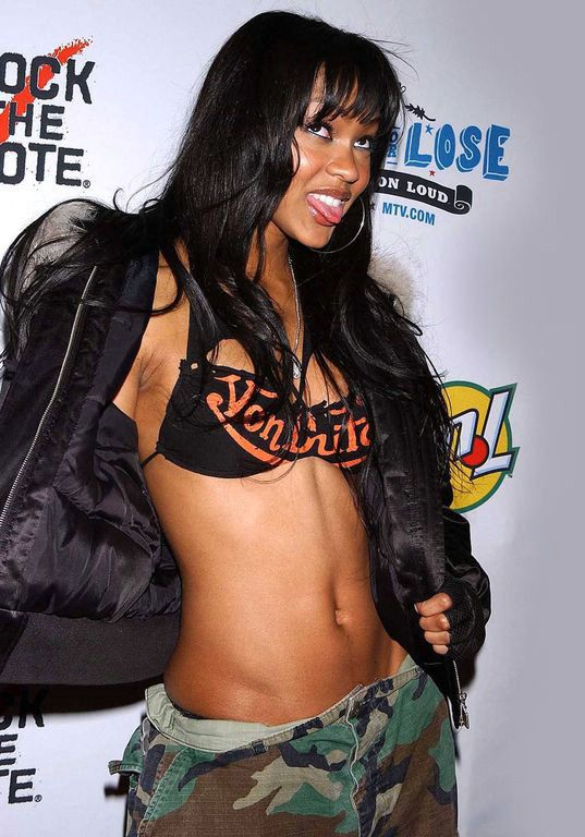 Something is. Meagan good nude and exposed confirm