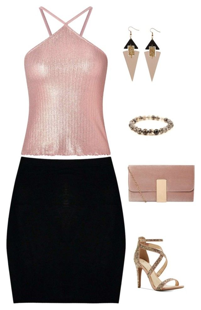 """""""Untitled #1682"""" by netteskytte on Polyvore featuring Jessica Simpson, Boohoo, Miss Selfridge, Dorothy Perkins and Toolally"""