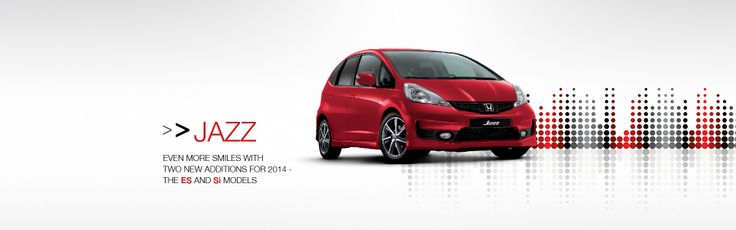 Honda Jazz - Creator of Happy Drivers
