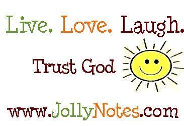Joyful Living Blog on JollyNotes.com - Being the Hands & Feet of Jesus -Inspirational Christian Devotionals, Inspirational Bible Verses
