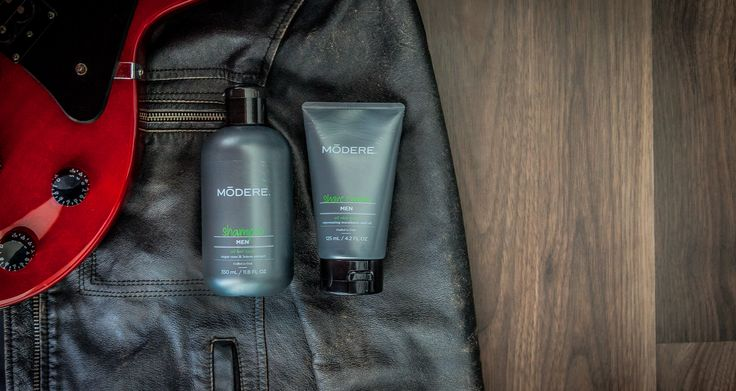 Father's Day Bathroom Collection At Modere, we've got your Dad covered in live clean products this Father's Day. #Modere #Code217887