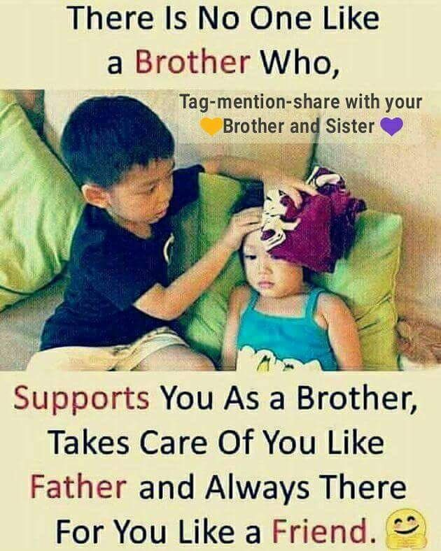 Brother Sister Best Friends Bsbf Page On Instagram He Is Your