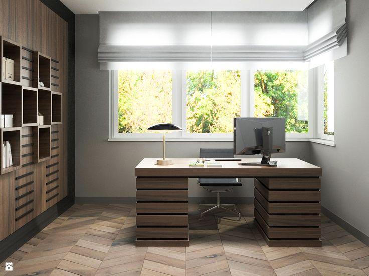 Biuro styl Art deco - zdjęcie od ARCHISSIMA - Biuro - Styl Art deco - ARCHISSIMA