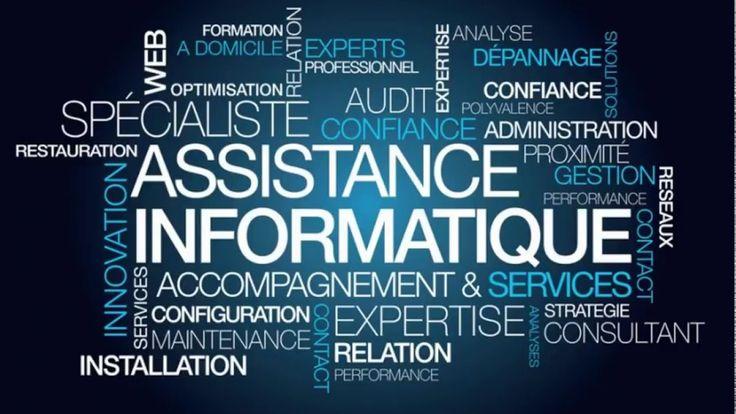 Service informatique MP3000 Soutien et Service Informatique