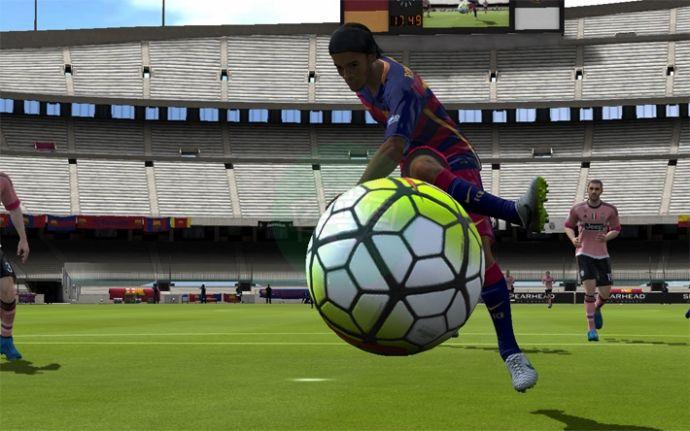 FIFA Online 3: Review – Đánh giá Ronaldinho WB