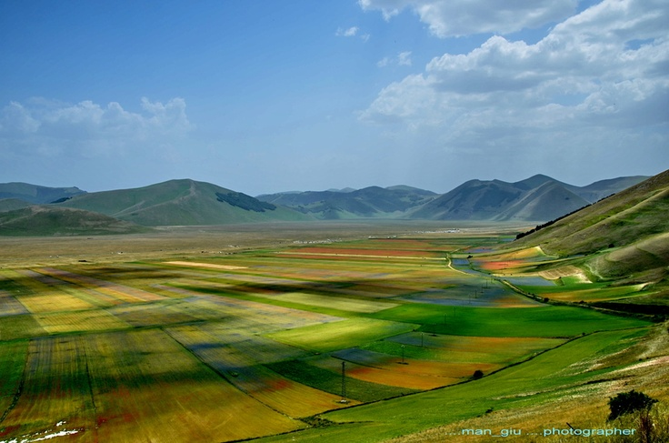 Sibillini's land