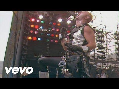 Judas Priest - Screaming for Vengeance - YouTube