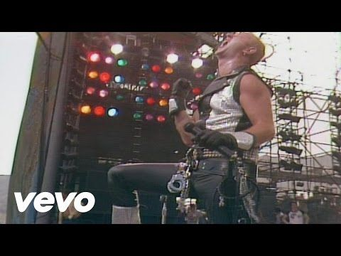 Judas Priest - Screaming for Vengeance - YouTube