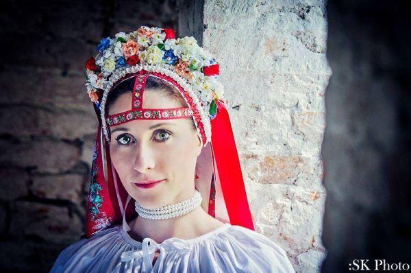 Na súťaži krásy Miss Levického okresu sa podieľa aj talentovaná návrhárka Milada Sabolová