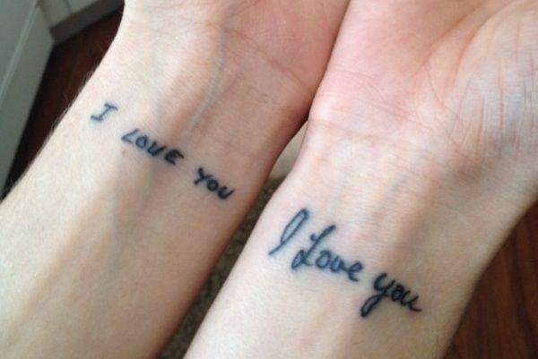 Best 25+ Handwriting tattoos ideas on Pinterest ...