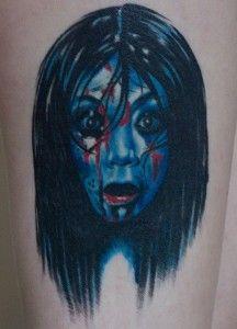 Tatuagens de Filmes de Terror (6)