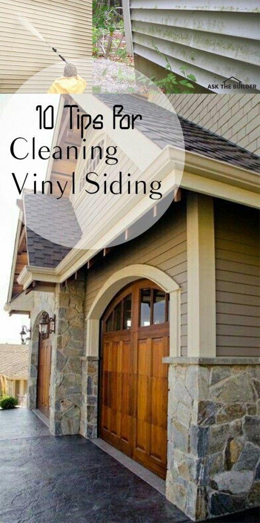 10 Tips for Cleaning Vinyl Siding (1)