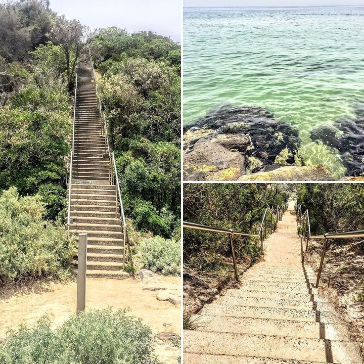 Todays training location trialled in preparation for tomorrows mega work out. Join me with my Tuesday Mammas group at 11am for an awesome cardio & muscular  endurance work out at Sandringham beach steps. BYO water bottle sunblock hat & bathers for a swim afterwards. Kids & babies welcome. Entrance is on Beach Road directly opposite Royal Ave. Looking forward to some fun in the sun with Mums.