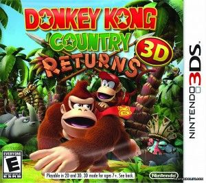 Donkey Kong Country Returns 3DS rom