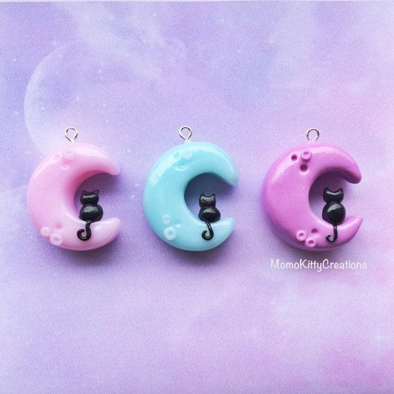 Kitty Kawaii Goth pastel dans le charme de par MomoKittyCreations