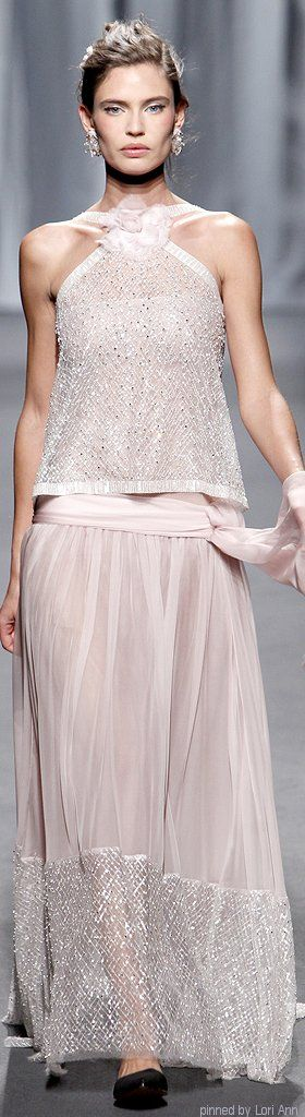Chanel Couture Spring 2011 Perfect skirt to use with my beaded top