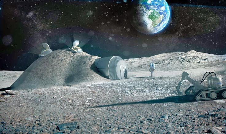 Dr. Berokh Khoshnevis ,a professor at the University of Southern California, was given a grant by NASA to use the technology to work on designing structures that can be built on the moon and other …