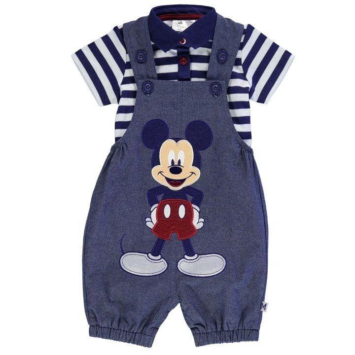 Disney Mikki Hiiri vauvan shortsihaalari setti