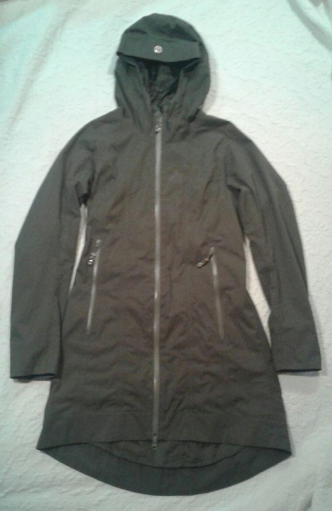 Lululemon Right as Rain Jacket Womens Size 8 (?) #Lululemon #CoatsJackets