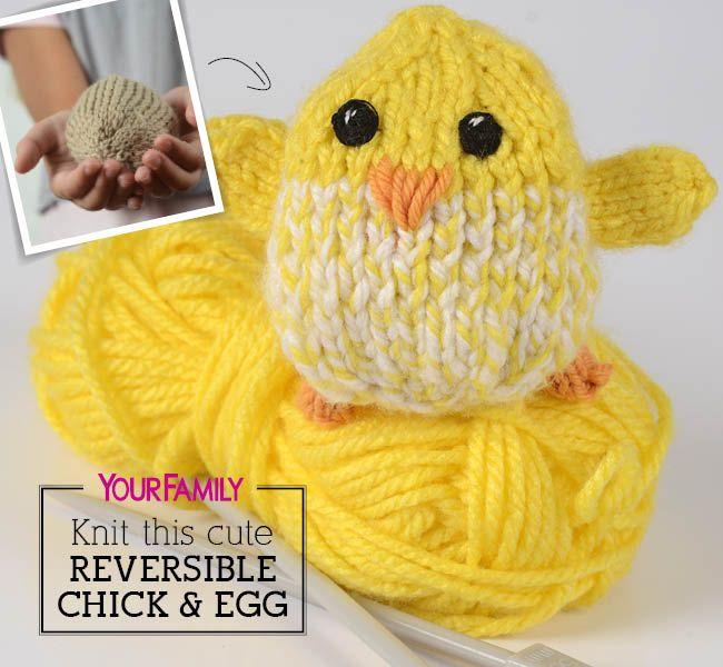 Knitting Easter Chicks : Images about kerst pasen e d on pinterest haken