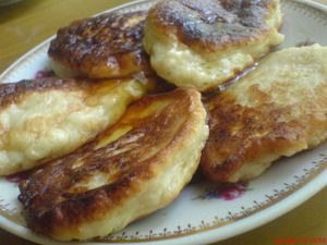 Француские оладьи (старинный рецепт)