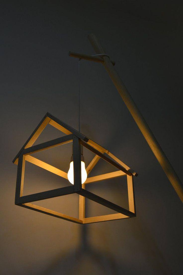home lamp, Roma, 2015 - Antonio Lai