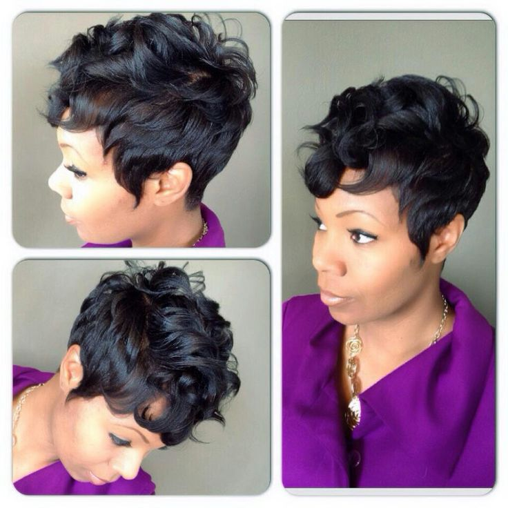 Sensational 17 Best Images About Short Black Hairstyles On Pinterest Curly Hairstyles For Men Maxibearus
