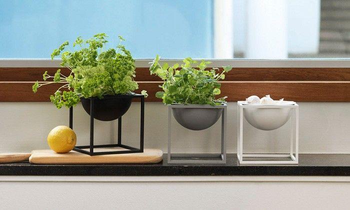 Kubus Bowl objet deco design scandinave By Lassen