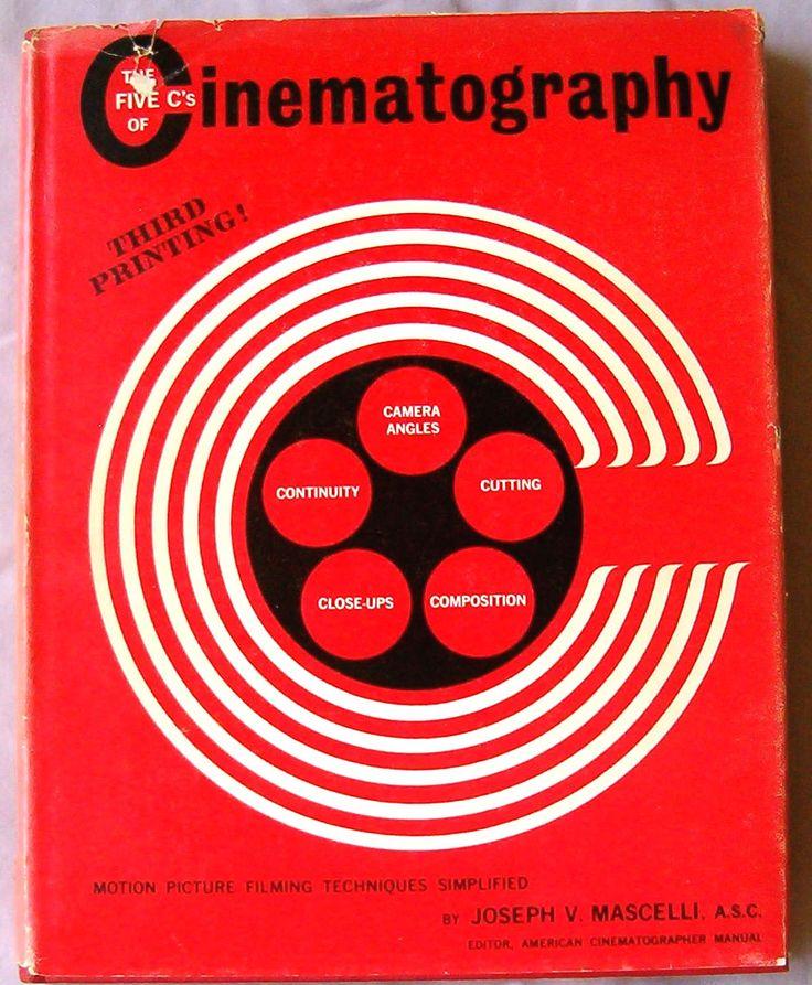 The 5 Cs of Cinematography