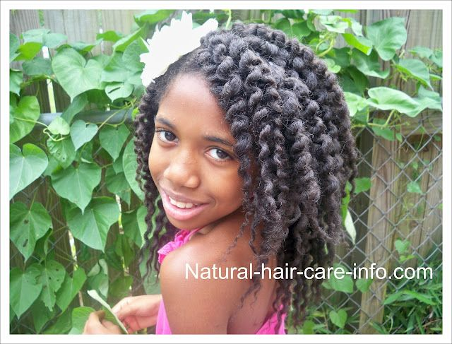 Twist Out Tutorial Two Strand Twists Natural Hair