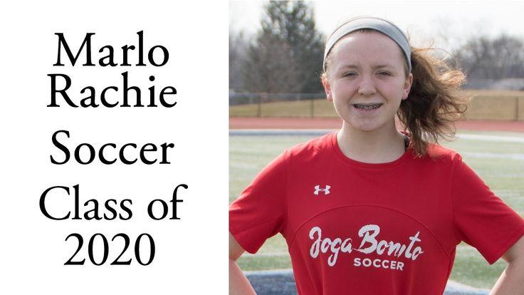 Marlo Rachie Soccer   Class of 2020   Winter 2017 Highlights ⚽
