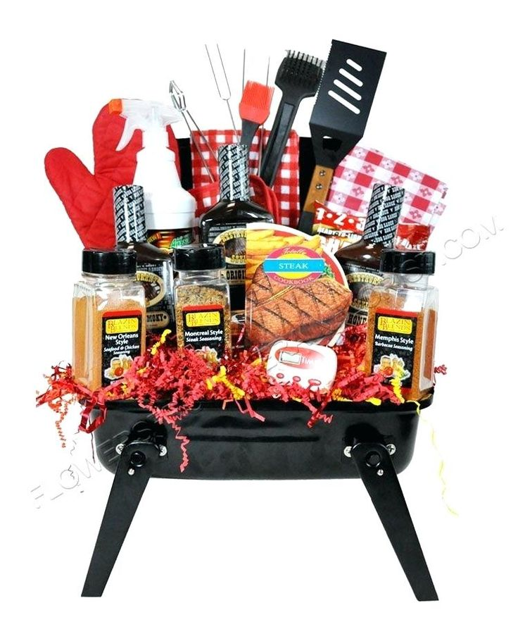 Barbeque gift baskets basket texas barbecue cheneydcme