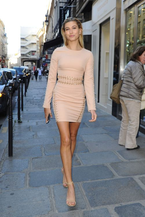 The Real Regina George  Nude Looks  Dresses, Bodycon Dress, Fashion-1680