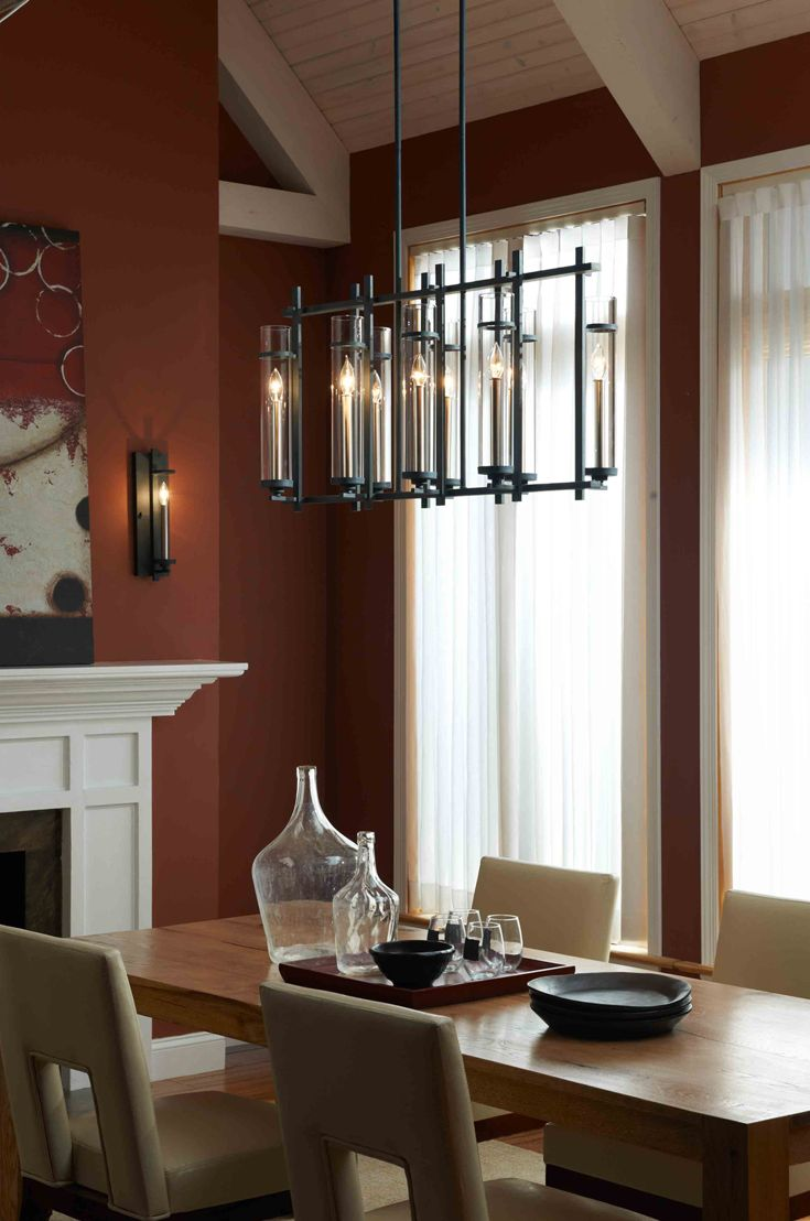Contemporary Chandeliers For Dining Room Best 86 Best Dining In Style Images On Pinterest  Chairs Cottage Design Ideas