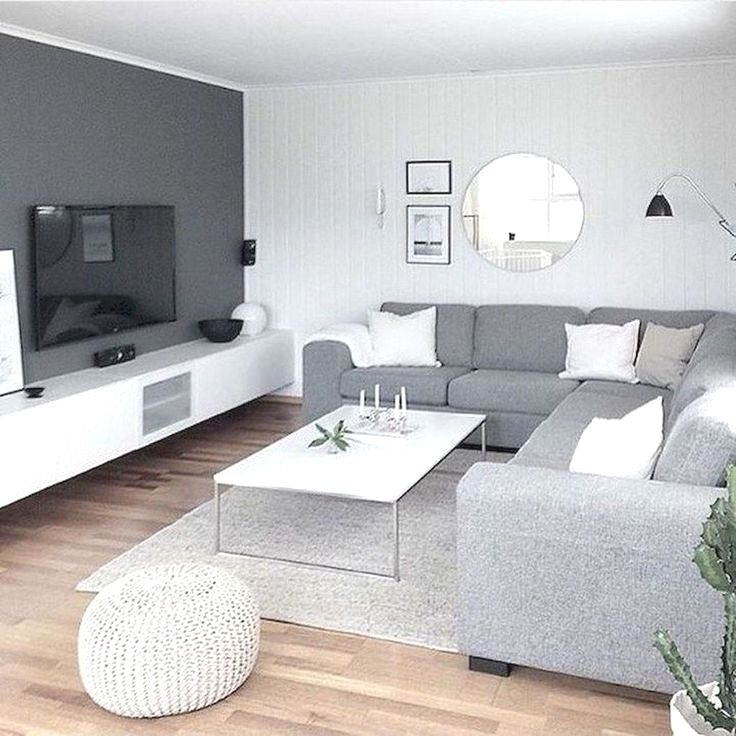 38 Simple Living Room Colors Gray Living Room Design Living Room Decor Apartment Small Living Room Decor