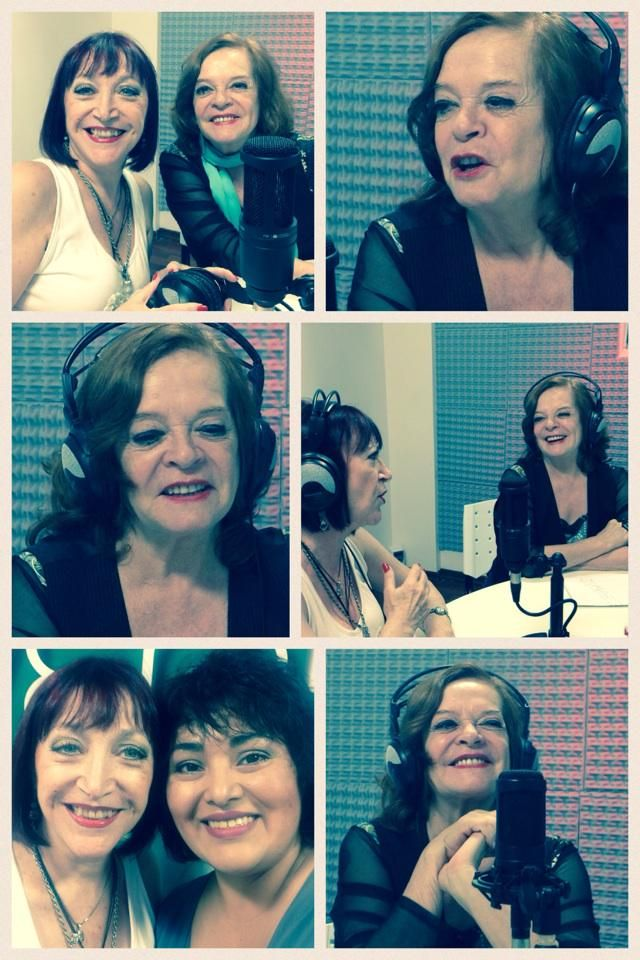 Edda Diaz!! En @OptimistasClub @RadioVeo Lujo! LA REINA DEL CAFE CONCERT http://pic-collage.com/_E3oxWX8l