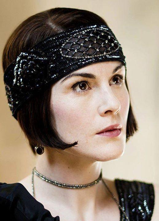 Michelle Dockery as Lady Mary Crawley, Downton Abbey                                                                                                                                                                                 Plus