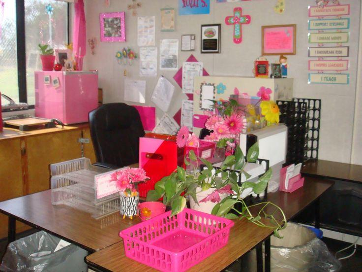 My Teacher Desk Area (Classroom Pictures: 2014-2015 School Year)