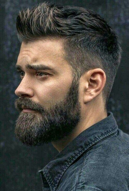 15 Best Men Haircuts With Beard 2018 Latest Mens Hairstyles