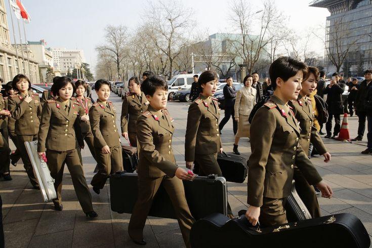 N. Korean girl band's performance in Beijing canceled