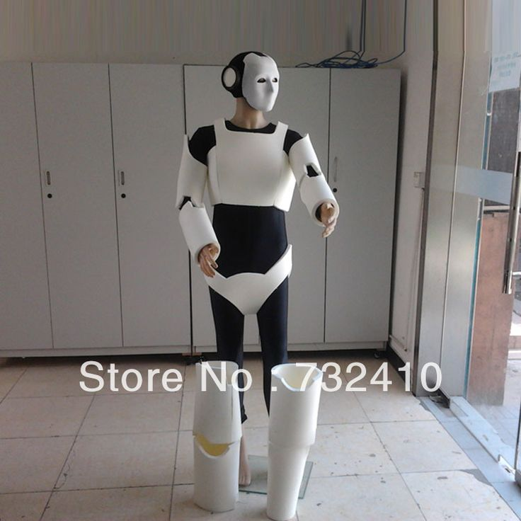 Robot Baby costumes costume hip-hop dance performance wear clothes