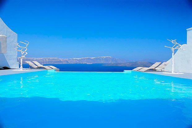 Astarte Suites Hotel en Grecia