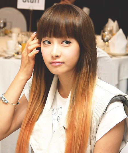 Awe Inspiring 1000 Images About Kpop Hairstyles For Girls On Pinterest Yoona Short Hairstyles For Black Women Fulllsitofus