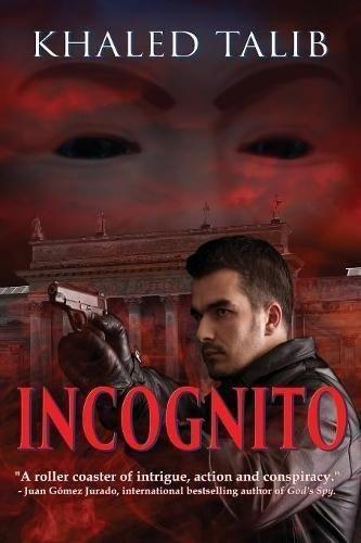 New Entry:  Cover Contest 2017: Incognito