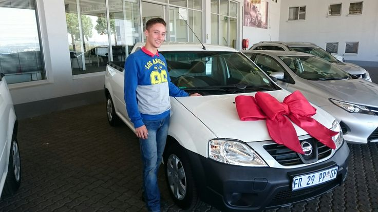 #Congratulations to Mr Bezuidenhout from #Alberton on his #Nissan #NP200 #bakkie  Wishing you many happy miles!   Contact me for all your #new #used #preowned #demo #cars #bakkies #sedans #hatchbacks #SUV #Coupe ALL MAKES AND MODELS! I have over 1,500 cars available in our group!  I #deliver across SA!    0828858780 aadil.khan@supergrp.com www.deviantdealer.co.za  #Gauteng  #GP #Edenvale #Southafrica