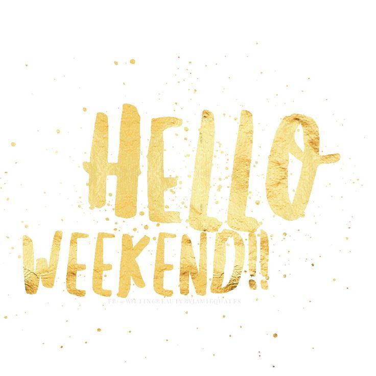 Hello Weekend, motivation, graphics